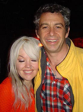 shot of amber and watt in 2003