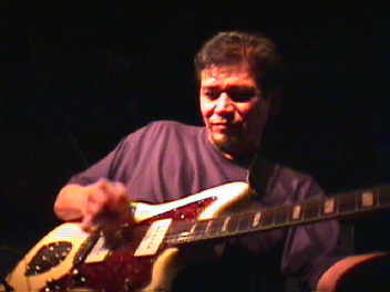 shot of joe baiza in 1997