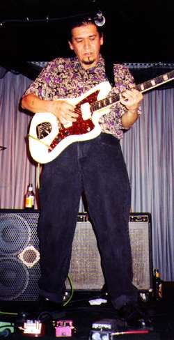 shot of joe baiza in 1998
