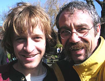 shot of brian gibson and watt in 2004