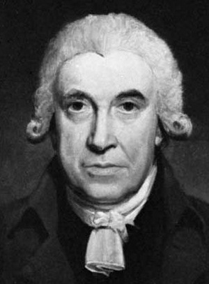portrait of james watt by h howard
