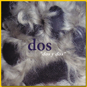 clenchedwrench version of 'dos y dos' vinyl cover