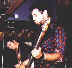 shot of fIREHOSE in 1988