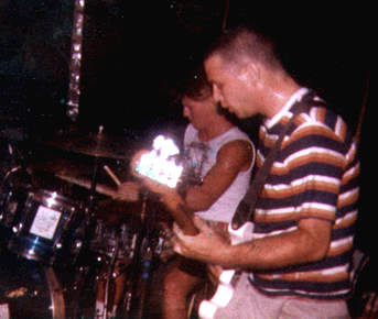 shot of george hurley + watt in 1984