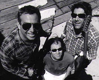 mike watt and the jom & terry show in 2001