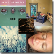 jaded azurites self-titled ep cover