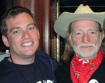 juan and willie nelson in 2001