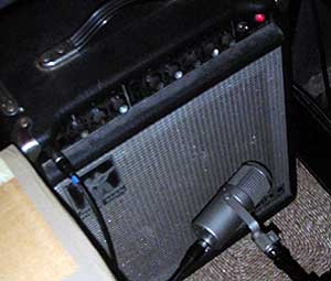 watt's music man 112b one-twenty combo bass amp
