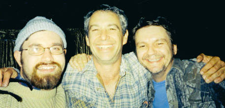 shot of mike jalboot + watt + ed fROMOHIO in 2001