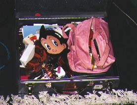 shot of nels' accessory case in 1997