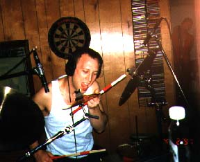 shot of stephen perkins in 1997