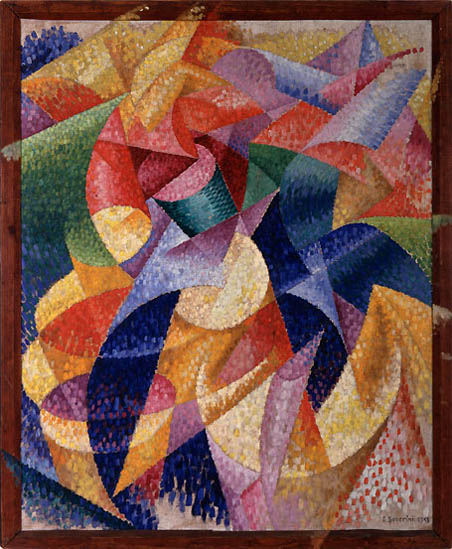 severini's sea=dancer