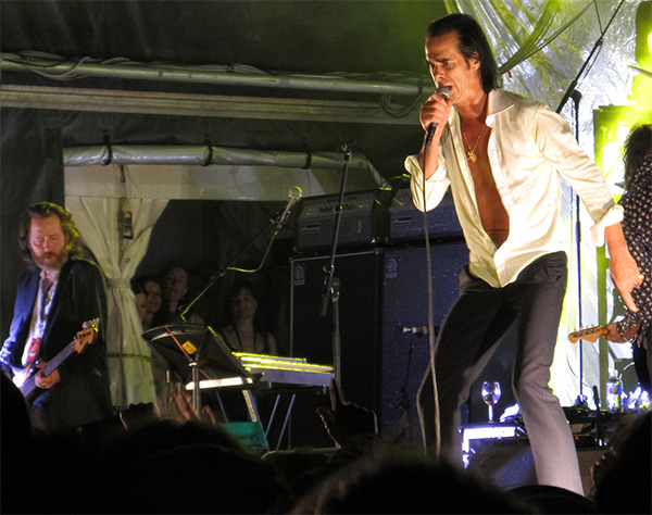 grinderman in melbourne on january 30, 2011