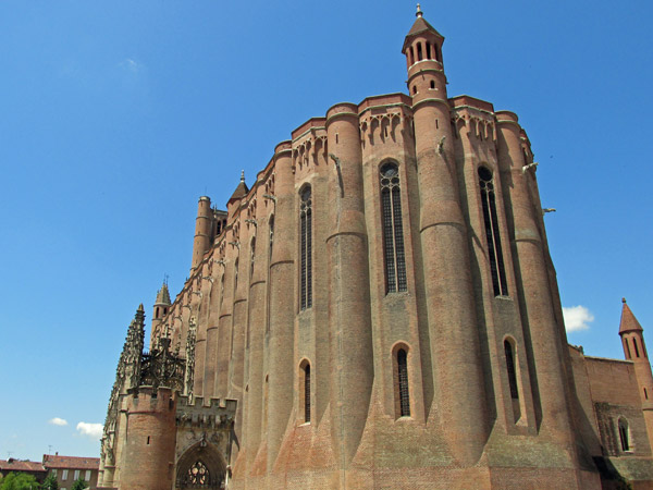 albi cathedral - july 7, 2013