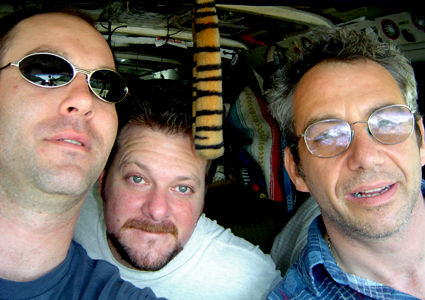 shot of watt + the secondmen in 2003