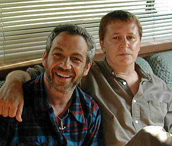 shot of watt + bob pollard in 2002