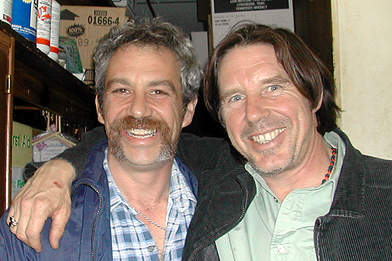 shot of watt and john doe in 2002