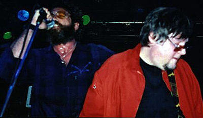 shot of watt and ron asheton in 2001