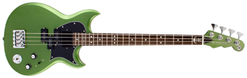 reverend guitars 'wattplower' mark II bass